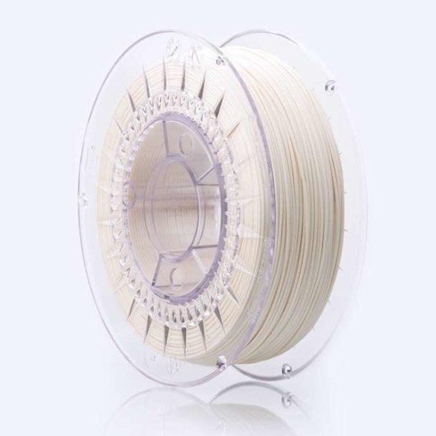 Satin Matt PLA filament Bone 1.75mm 850g