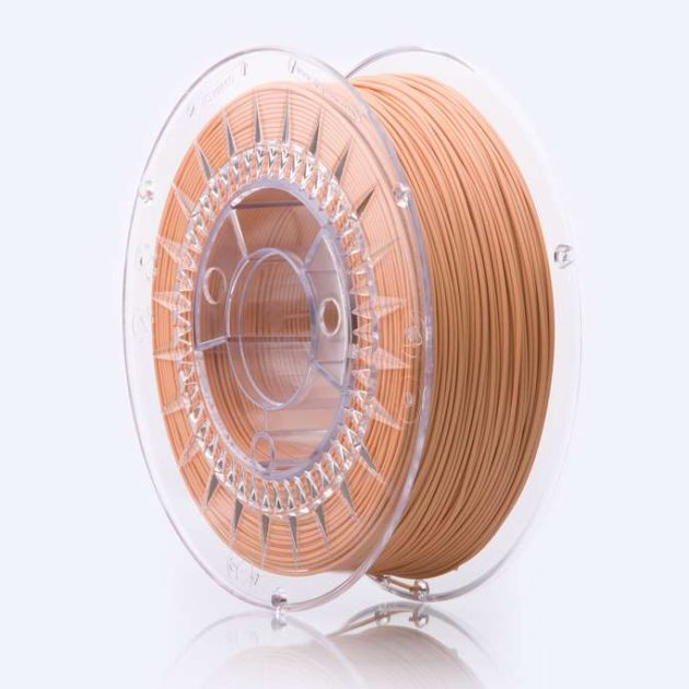 Satin Matt PLA filament Skin 1.75mm 850g