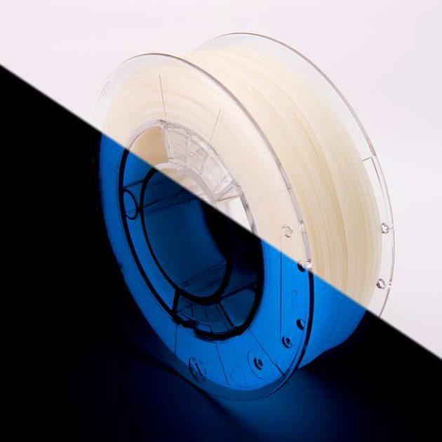 SmartFit PLA filament Gleaming Blue 1.75mm 200g