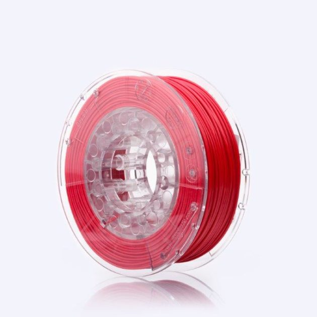 Smooth ABS filament Cherry Red 1.75mm 200g