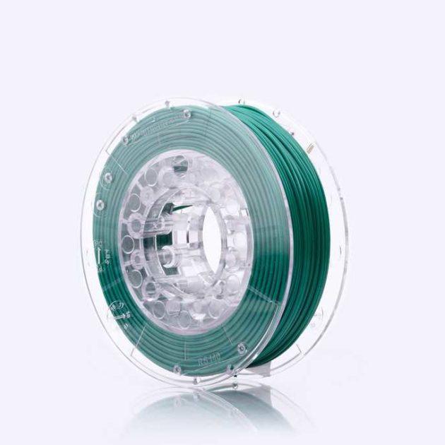 Smooth ABS filament Dark Green 1.75mm 200g