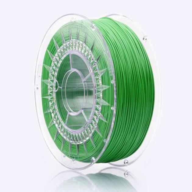 Smooth ABS filament Fresh Grass 1.75mm 850g