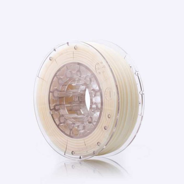 Smooth ABS filament Ivory 1.75mm 200g