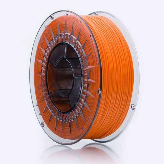 Smooth ABS filament Tuscan Orange 1.75mm 850g
