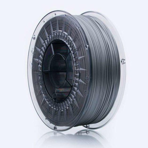 Smooth ASA filament Silver Shine 1.75mm 850g