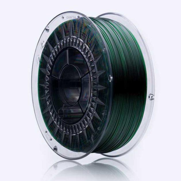 Swift PETG filament Green Bottle 1.75mm 1000g