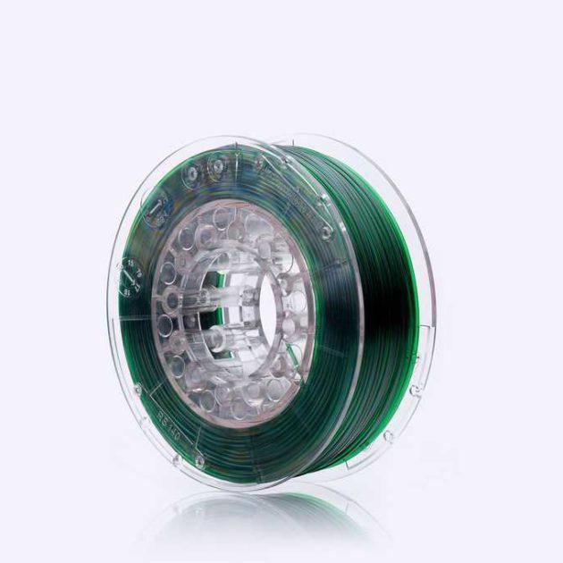 Swift PETG filament Green Bottle 1.75mm 250g