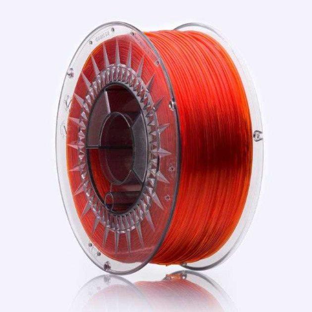 Swift PETG filament Orange Glass 1.75mm 1000g
