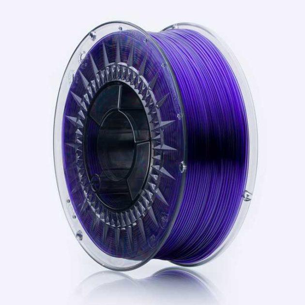 Swift PETG filament Violet Glass 1.75mm 1000g