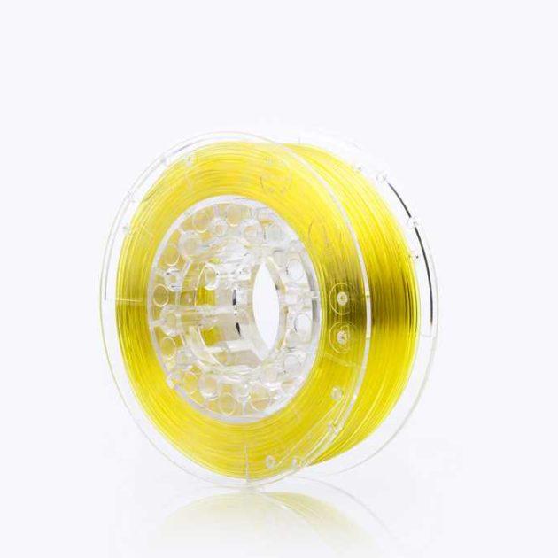 Swift PETG filament Yellow Glass 1.75mm 250g