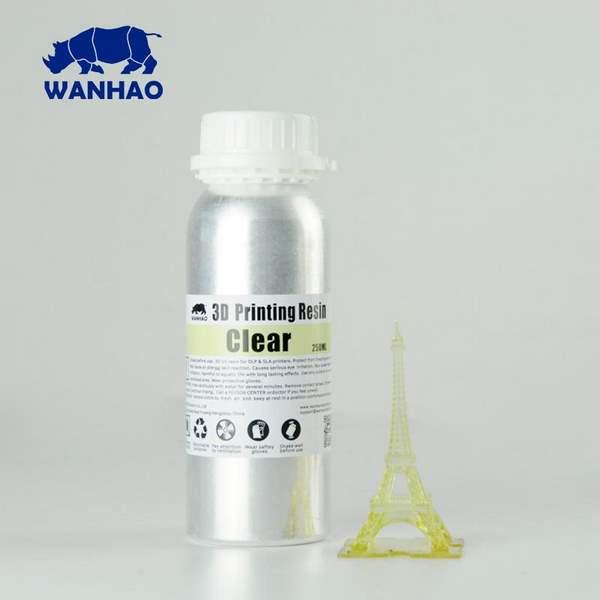 STANDARD UV Resin CLEAR 500ml - WANHAO