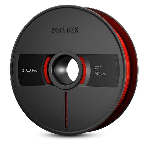 Zortrax Z-ASA Pro filament Red 800g