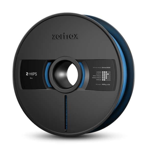 Zortrax Z-HIPS filament Blue 2000g