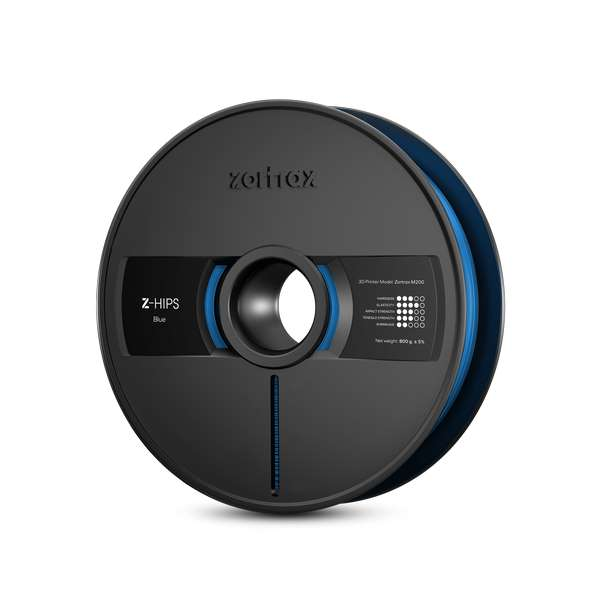 Zortrax Z-HIPS filament Blue 800g