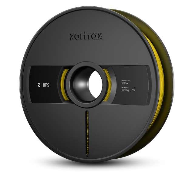 Zortrax Z-HIPS filament Yellow 2000g