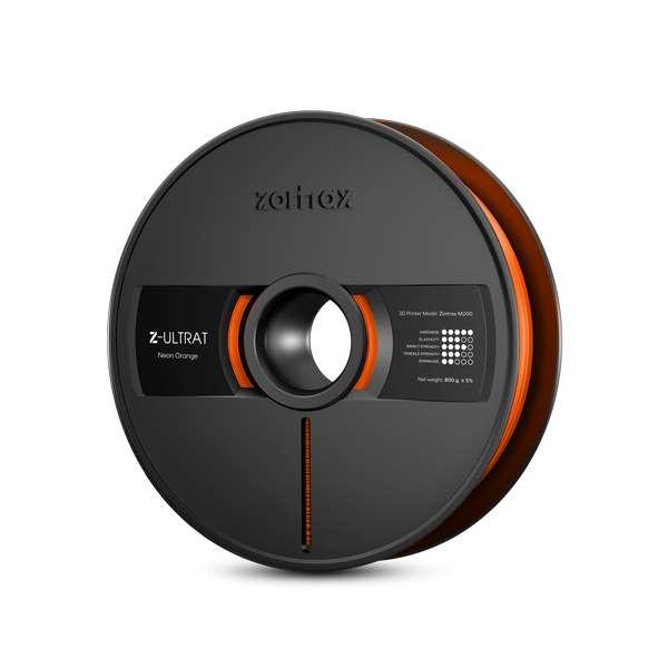 Zortrax Z-ULTRAT filament Neon Orange 800g