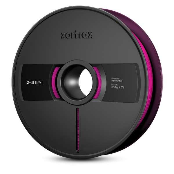 Zortrax Z-ULTRAT filament Neon Pink 800g