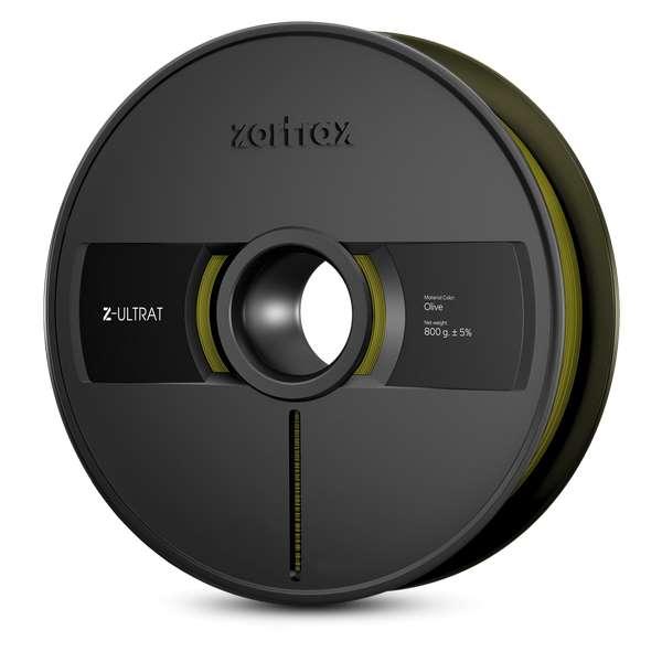 Zortrax Z-ULTRAT filament Olive 800g