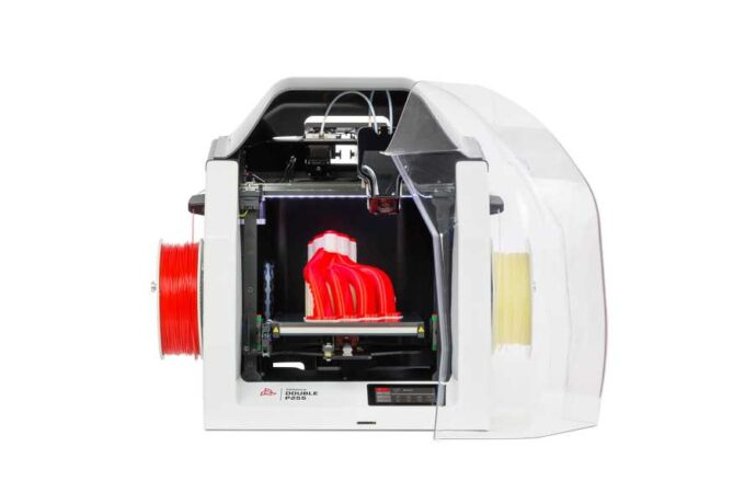 3Dgence DOUBLE P255 - 3D tiskalnik