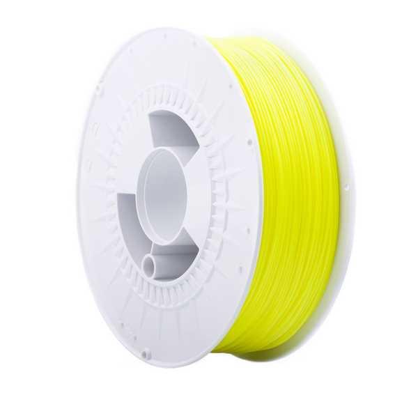 3Dshark PLA filament Neon Yellow 1000g 1.75mm