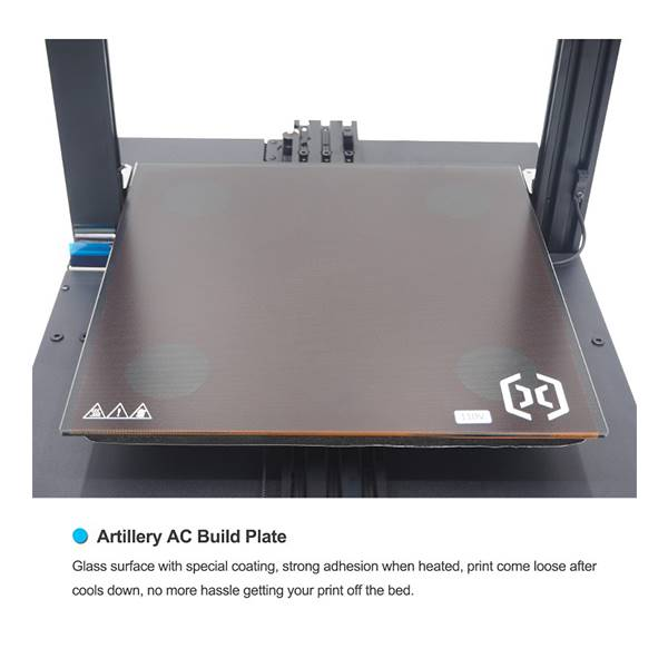 Artillery Sidewinder-X1 - 3D tiskalnik