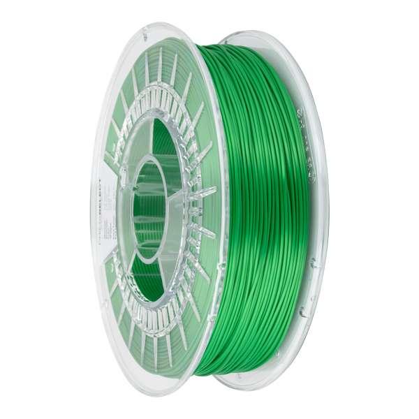 Glossy PLA filament Jungle Green 1.75mm 750g - PrimaSelect