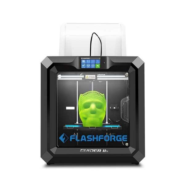 Flashforge Guider IIS V2 s HT Extruderjem - 3D tiskalnik