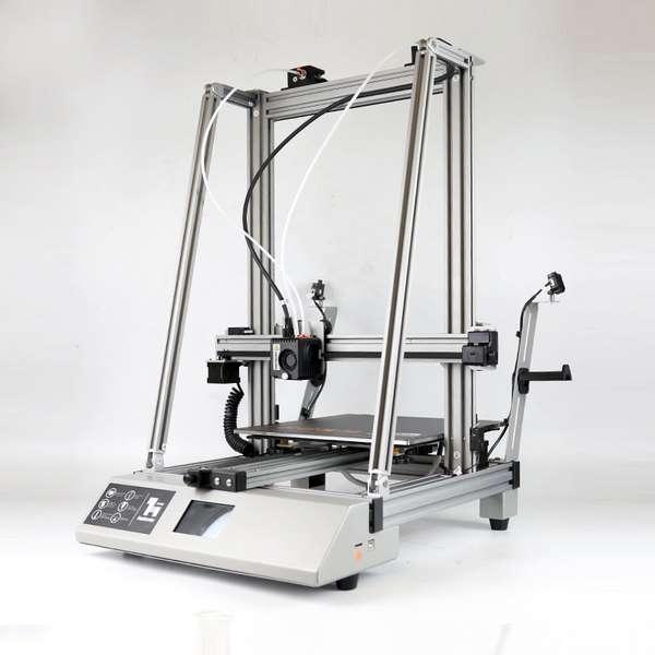 Wanhao Duplicator D12/300 - Dual Extruder - 3D tiskalnik