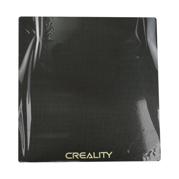 CREALITY CR-6 SE - Carbon glass plate 245x255x4mm