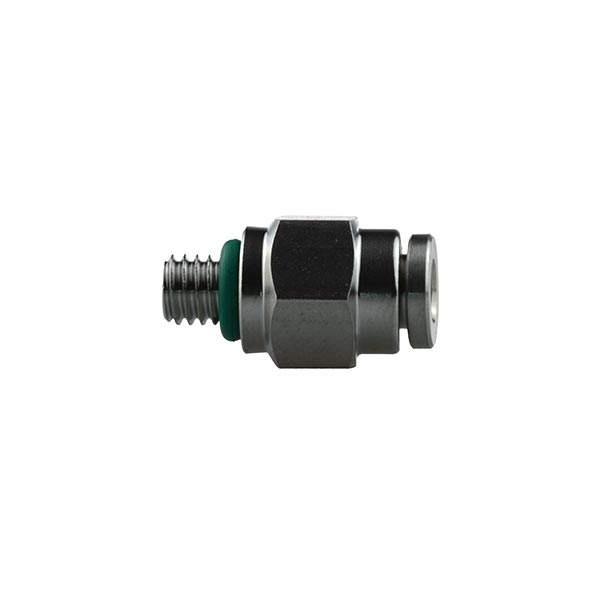 Stainless Steel Bowden Tube Push Fitting PC4-M6