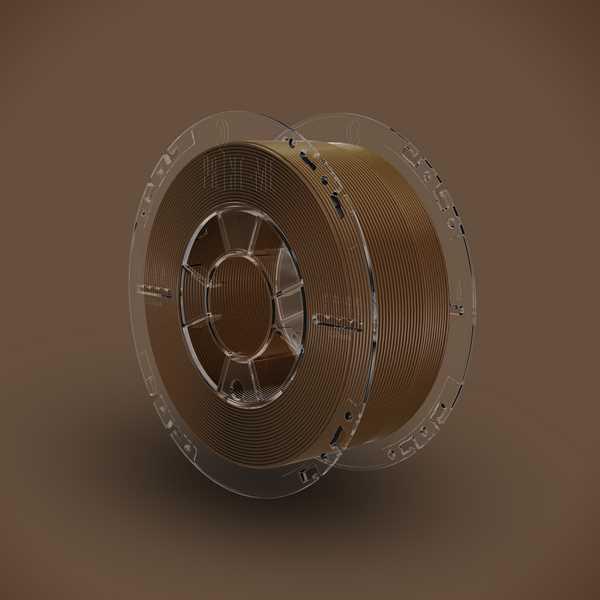 3Dshark PETG filament Bronze 1000g 1.75mm