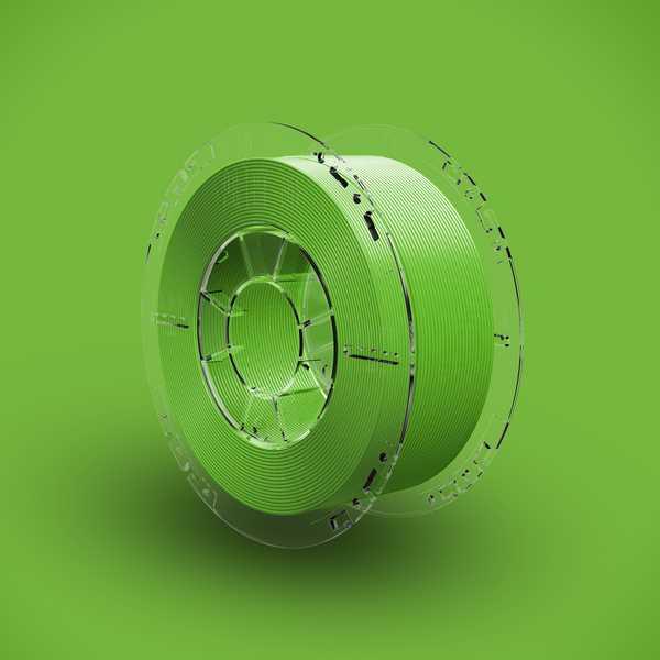 3Dshark PETG filament Lime Green 1000g 1.75mm
