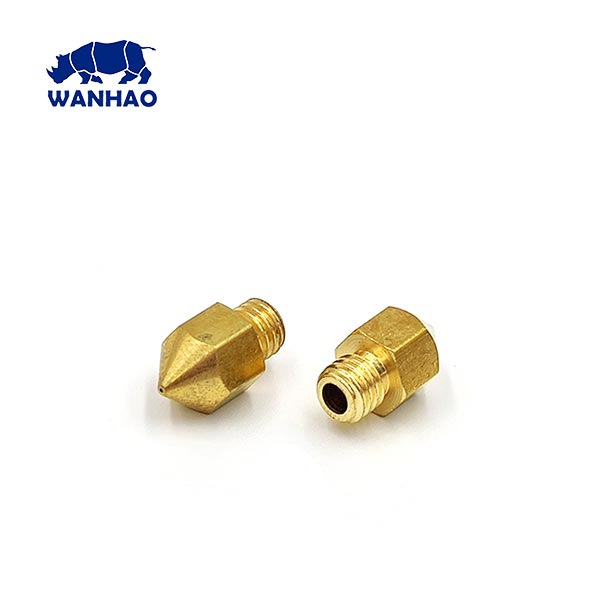 Wanhao D10/D12 Brass Nozzle 0.4 mm