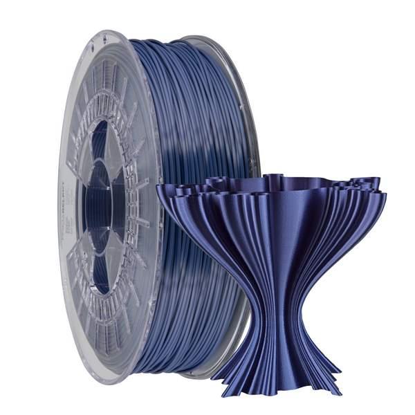 Satin PLA filament Purple 1.75mm 750g