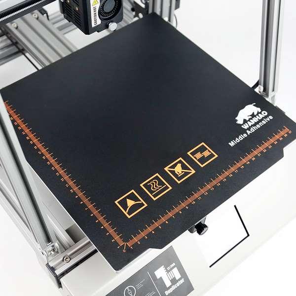 Wanhao Duplicator D12/400 - Dual Extruder - 3D tiskalnik