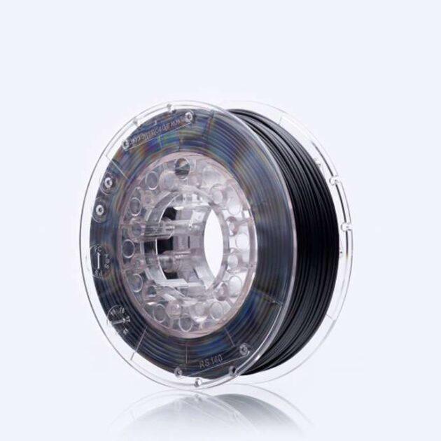 NYLON filament Nylon PA12 Black 1.75mm 200g