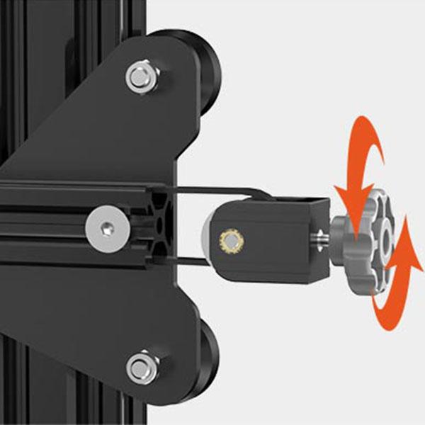 VOXELAB AQUILA - 3D tiskalnik