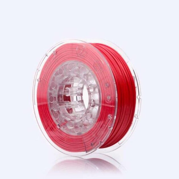 Smooth ABS Plus filament Cherry Red 1.75mm 200g