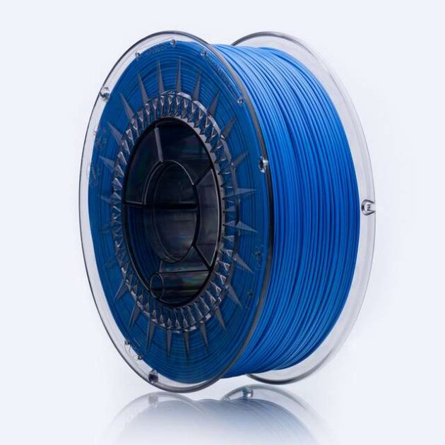 Smooth ABS Plus filament Dark Blue 1.75mm 850g