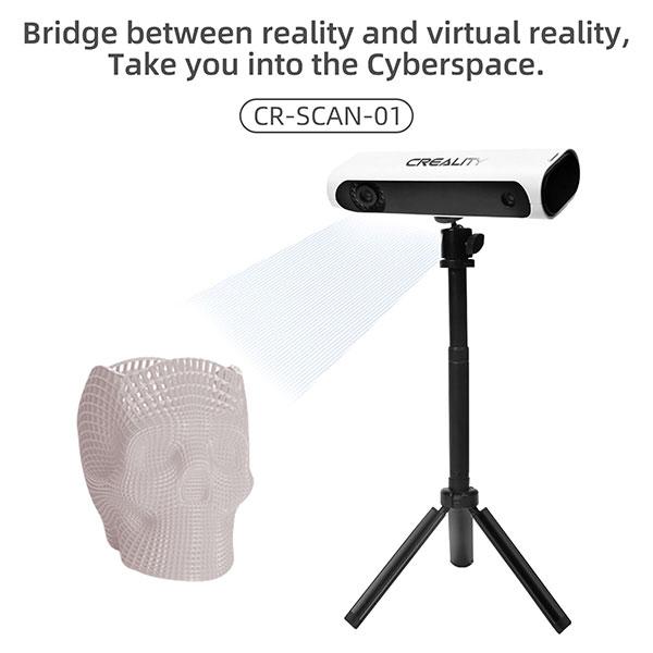 CREALITY CR-SCAN 01 - 3D Skener