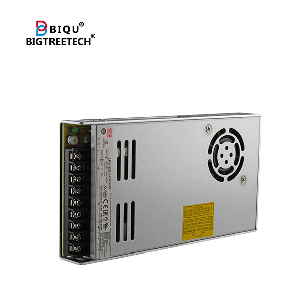 BIQU 3D Power supply LRS-350W-24V-14.6A MEAN WELL