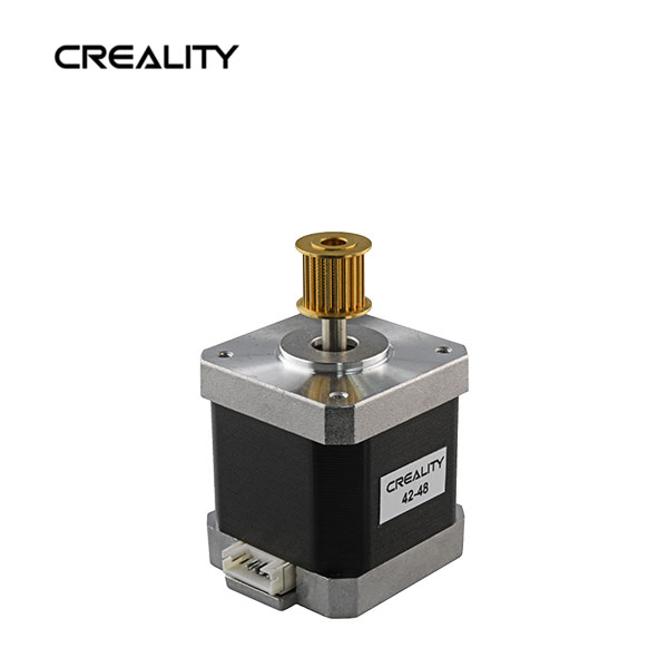 Creality Ender-6 X Axis Motor With Pulley
